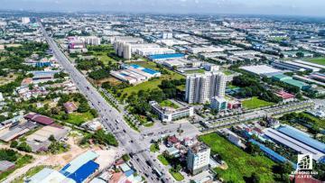 Lý giải nguyên nhân Bình Dương tăng giá bất động sản chóng mặt
